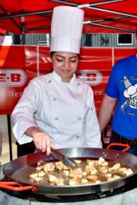 Kitchen Campus Paella Challenge