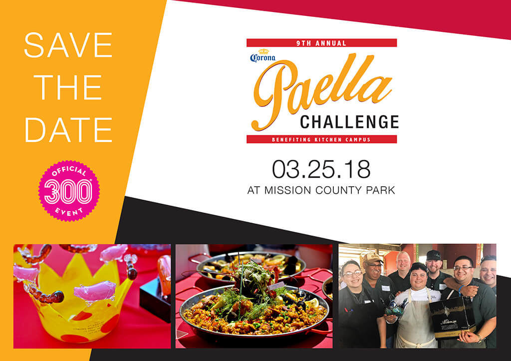 Paella Challenge and Kitchen Campus 2018